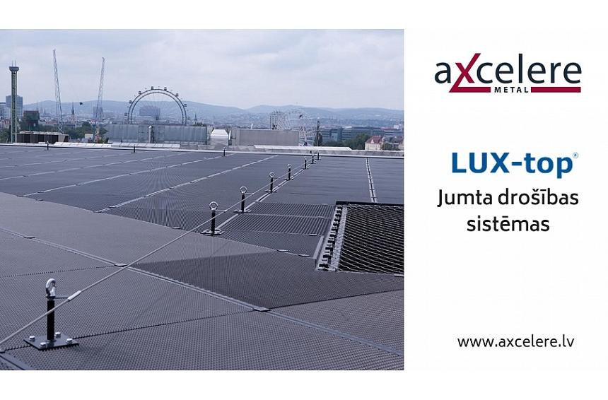Jumta drošības sistēmas – ērta un sertificēta jumta apkope!
