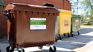 Rīgā uzstādīti jau vairāk nekā 1000 bio atkritumu konteineri