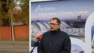 """Sāk sabiedrības iesaistes kampaņu """"Rail Baltica"""" reģionālo staciju nosaukumu izveidei  – """"Kā sauksi, tā brauksi!"""""""