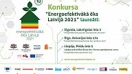 """Godināti """"Energoefektīvākās ēkas Latvijā 2021"""" laureāti"""