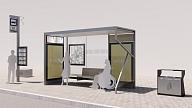 Rīdzinieki aicināti paust viedokli par jaunajiem sabiedriskā transporta pieturvietu dizaina risinājumiem