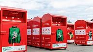 Paplašina tekstila šķirošanas iespējas – konteineri būs pieejami arī Kurzemē, Zemgalē un Latgalē