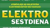 Septembra sestdienās iedzīvotāji varēs bez maksas utilizēt nederīgās elektroiekārtas