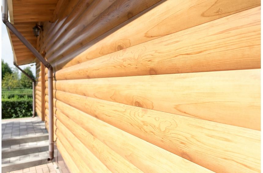 Kā apšūt mājas sienas ar blockhouse paneļiem?