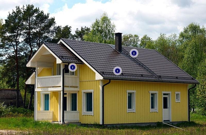 Kāpēc izvēlēties TOODE jumtus?