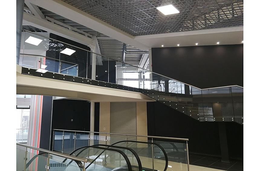 Rūdītais stikls –  modes tendence arhitektūrā Nr. 1