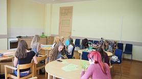 J.Čakstes Liepājas 10. vidusskola sagaida 40. jubileju izremontētās telpās