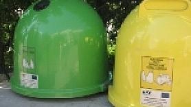 Tiek uzstādīti konteineri dalītās atkritumu vākšanas sistēmai Piejūras reģionā