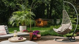 Kā izvēlēties piemērotākās dārza mēbeles?