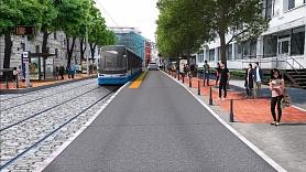 Līdz 2023. gada beigām plānots pārbūvēt 5. un 7. tramvaja maršruta līnijas, uzlabojot vides pieejamību