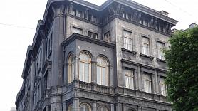 """Uzsāk Latvijas Nacionālā vēstures muzeja pagaidu mājvietas – """"Saktas"""" mājas–fasādes atjaunošanu"""