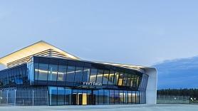 11 Latvijas būvuzņēmēju spilgtākie veikumi: Biznesa aviācijas centrs FBO Riga
