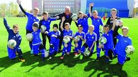 Ventspils. Pārventā notiks renovētā futbola laukuma atklāšana