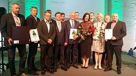 """Noskaidroti konkursa """"Energoefektīvākā ēka Latvijā 2015"""" laureāti"""