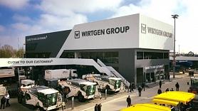 Wirtgen Group veiksmīgi piedalās Vācijas izstādē BAUMA