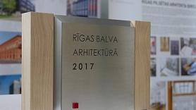 Pullman viesnīca saņem Rīgas arhitektūras balvu