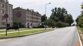 Sigulda. Satiksmes infrastruktūrā investēti gandrīz 5 miljoni eiro