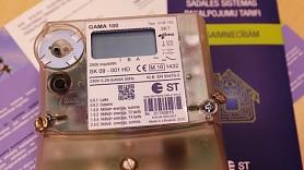 Viedie elektroenerģijas skaitītāji ļauj izmantot enerģiju efektīvāk