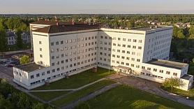 Rēzekne. Apstiprina slimnīcas infrastruktūras attīstības projektu