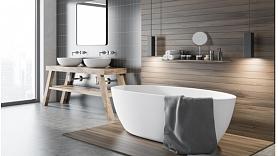 No kāda materiāla izvēlēties vannu?