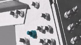 Metāla konstrukciju skrūves no WURTH