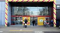 Jaunajā tirdzniecības centrā OZOLS durvis vēris uzņēmums EIRODURVIS