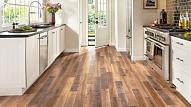 Kādi grīdas segumi virtuvei ir piemērotākie?