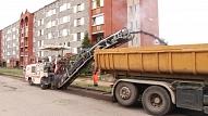 Pašvaldības speciālisti stingri uzrauga ceļu remontdarbu kvalitāti