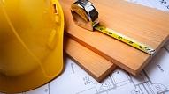 Tikai 2% būvnieku nozares produktivitāti vērtē kā augstu