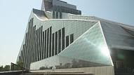 Tiks veikta Gaismas pils jumta apsekošana un bojājuma novēršana