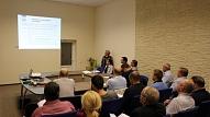 Seminārā informē uzņēmumus par energoefektivitātes prasībām