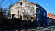 Jekabpils.Uzsākta dzīvojamās ēkas pārbūve par viesnīcu