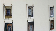 Rēzekne. RMDV apskatāma izstāde par Rēzeknes veco koka māju logiem
