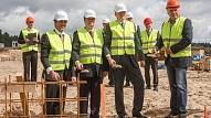 Par 3,2 miljoniem eiro taps jauna atkritumu šķirošanas rūpnīca Liepājas reģionā