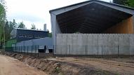 Ogrē atklāj biomasas katlu māju