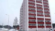 Daugavpils. Renovēto māju iedzīvotāji par apkuri maksā divreiz mazāk