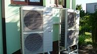 """SIA """"RIKON AC"""" piedāvās jaunākos Panasonic gaisa siltumsūkņu un kondicionieru modeļus"""