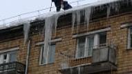 VUGD aicina māju apsaimniekotājus tīrīt jumtus
