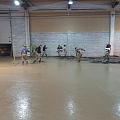 Grīdu betonēšana