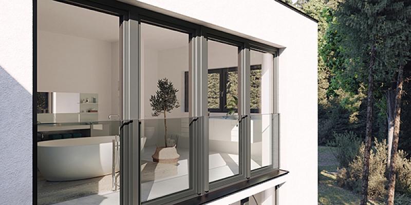 Piederumi un aprīkojums logiem un durvīm, drošībai, dizainam un komfortam