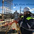 Mērnieki Rīgā