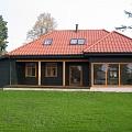 Koka paneļu māja Sandra.II