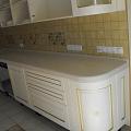 Akmens virtuves virsmas