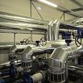 Koģenerācijas stacija Jaunmarupē, industriālā celtniecība