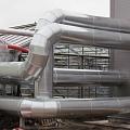 Koģenerācijas stacija enerģētikas iekārtu montāža, industriālās būves