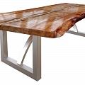 Masīvkoka galda virsmas