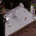 Skārda jumtu montāža   SIA ABC JUMTS