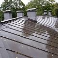 Valcprofila metāla jumta montāža   SIA ABC JUMTS