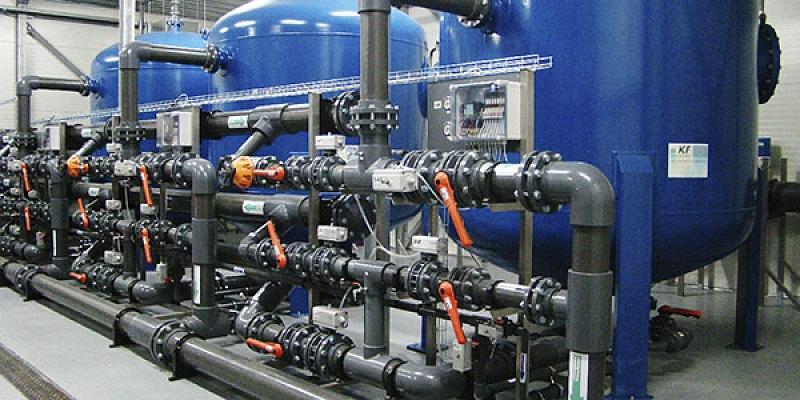 Ūdens apstrāde