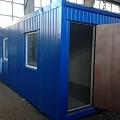 Celtnieku vagoniņš 15 m2